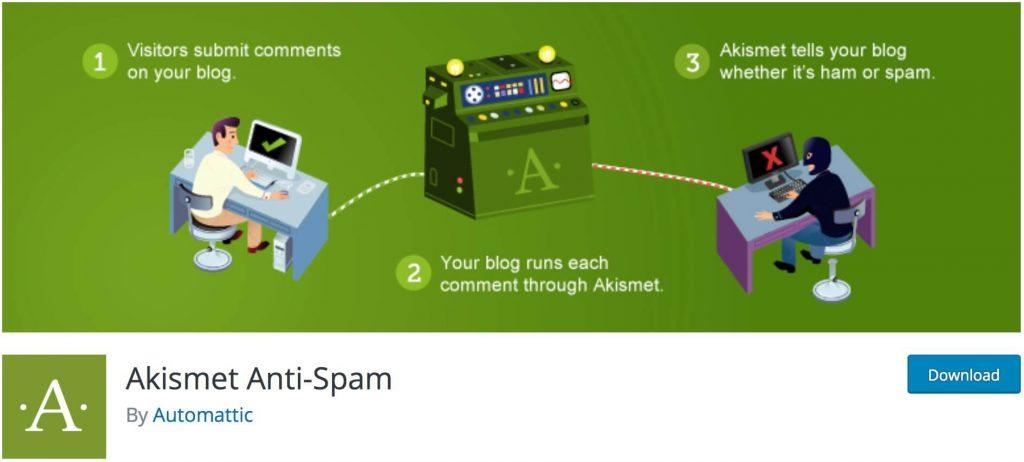 Akismat Anti Spam